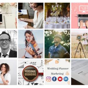 Videocorso completo + Webinar Start + Webinar Pro Nozze & Delizie Wedding Academy
